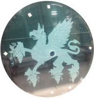 Your Guide To Sandblasted Glass